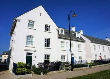 Thumbnail 5 bed semi-detached house for sale in William Hosking Road, Nansledan, Newquay