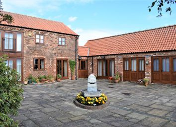 Thumbnail 5 bed barn conversion for sale in Easthall Road, North Kelsey, Market Rasen