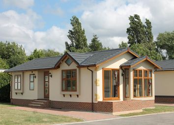 Thumbnail 2 bed bungalow for sale in Wyre Country Park Wardleys Lane, Hambleton, Poulton-Le-Fylde