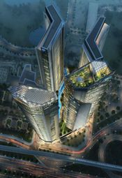 Thumbnail 3 bed apartment for sale in Aykon Hotel & Serviced Residences, Aykon City, Sheikh Zayed Road, Dubai