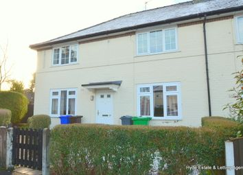 Thumbnail 2 bed flat to rent in Wanstead Avenue, Blackley, Manchester