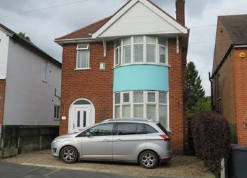 Thumbnail 3 bed detached house for sale in Bowling Green Road, Hinckley
