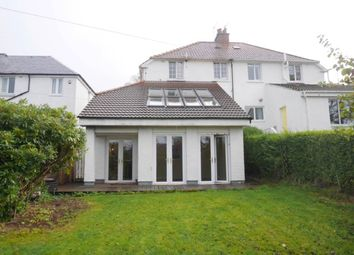 Thumbnail 4 bed semi-detached house to rent in Clermiston Road North, Edinburgh