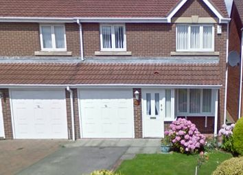 Thumbnail 3 bed semi-detached house for sale in Whinchat Close, Hartlepool