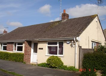 Thumbnail 3 bed detached bungalow to rent in Ninepins, Moor Lane, Wincanton, Somerset