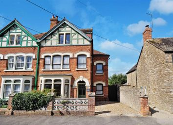 Thumbnail 4 bed semi-detached house for sale in East Street, Fritwell, Bicester