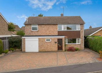 Thumbnail 4 bed detached house for sale in Leofric Avenue, Bourne