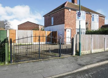 Thumbnail 2 bedroom semi-detached house for sale in Newmarket Road, Bulwell, Nottingham