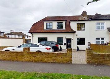 4 bed semi-detached house for sale in Robinson Avenue, Goffs Oak, Goffs Oak, Hertfordshire EN7