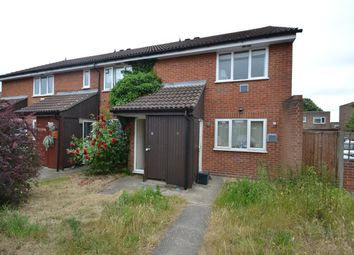 Thumbnail 1 bed maisonette to rent in Westland Close, Stanwell, Staines