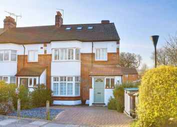 Thumbnail 4 bedroom end terrace house for sale in Hermiston Avenue, London