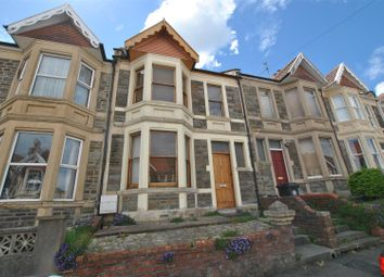 Thumbnail 2 bedroom terraced house for sale in Somerset Road, Knowle, Bristol