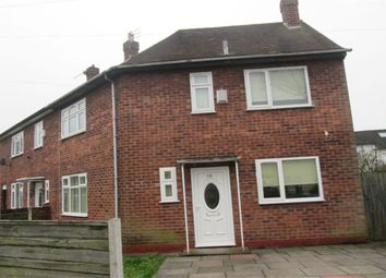 Thumbnail 3 bed terraced house to rent in Barrowfield Road, Manchester