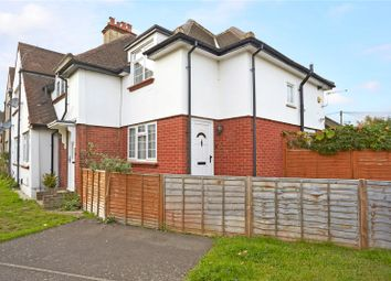 Thumbnail 1 bed terraced house for sale in Horton Hill, Epsom, Surrey