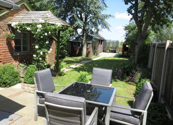 Thumbnail 2 bedroom terraced house for sale in Sutton Road, Walpole Cross Keys, King's Lynn