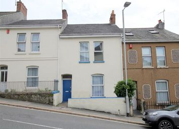 Thumbnail 3 bed terraced house for sale in Melville Road, Ford, Plymouth