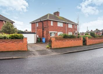 3 bed semi-detached house for sale in Harworth, Doncaster DN11