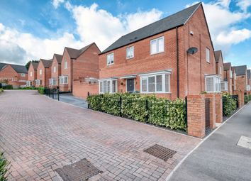 Thumbnail 4 bed detached house for sale in East Works Drive, Cofton Hackett, Birmingham