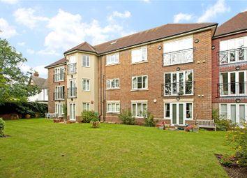 Thumbnail 2 bedroom flat for sale in Oakwood Grange, 26 Oatlands Chase, Weybridge, Surrey