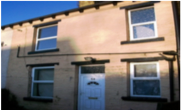 Thumbnail 1 bed terraced house to rent in Parkside Road, Bradford