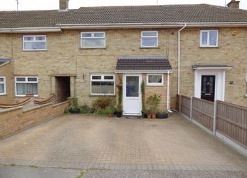 Thumbnail 3 bed terraced house for sale in Myrtle Close, Lowestoft