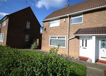 Thumbnail 2 bedroom semi-detached house to rent in Emerson Way, Newton Ayclife, County Durham