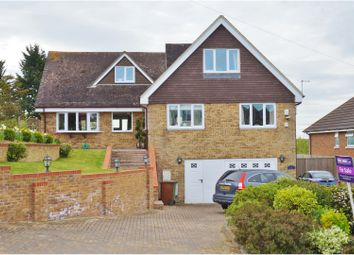 Thumbnail 5 bed detached house for sale in Cooling Road, Rochester