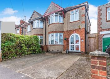 Thumbnail 3 bed semi-detached house for sale in Gloucester Avenue, Delapre, Northampton