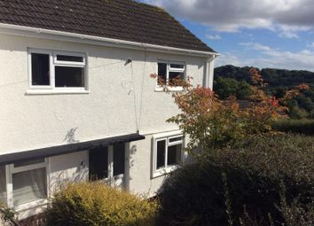 Thumbnail 2 bedroom end terrace house to rent in Epping Crescent, Plymouth