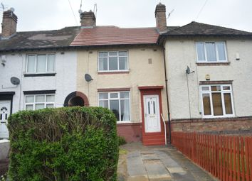 Thumbnail 2 bedroom terraced house for sale in Browning Close, Sheffield