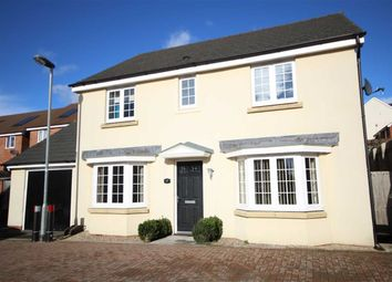 Thumbnail 4 bed detached house for sale in Slade Street, Manor Brook, Swindon