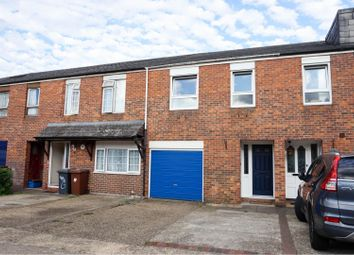 Thumbnail 3 bed town house for sale in Hackney Close, Borehamwood