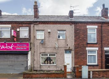 Thumbnail 4 bed terraced house for sale in Warrington Road, Abram, Wigan