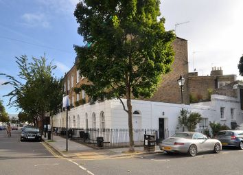 Thumbnail 3 bed flat to rent in Danbury Street, Islington