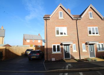 Thumbnail 3 bed semi-detached house for sale in Topaz Lane, Berryfields, Aylesbury