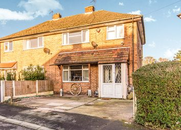 Thumbnail 3 bed semi-detached house for sale in Holly Bank Road, Wilmslow