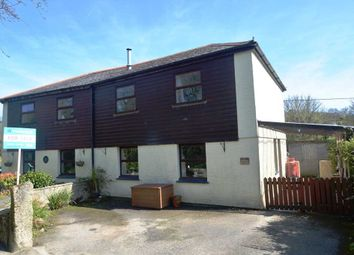 Thumbnail 2 bed cottage for sale in Cusgarne, Truro