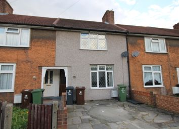 Thumbnail 2 bed terraced house to rent in Lymington Road, Dagenham, Essex