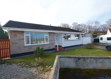 Thumbnail 3 bed detached house for sale in Cradlehall, Inverness-Shire, Highland