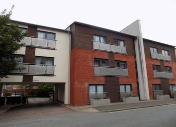 Thumbnail 2 bed flat to rent in Marsh Street, Stafford