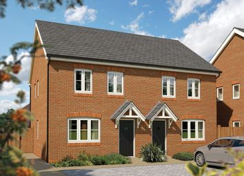 """Thumbnail 2 bed semi-detached house for sale in """"The Holly"""" at Newington Road, Stadhampton, Oxford"""