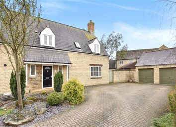 Thumbnail 4 bed detached house for sale in St. Julian's Close, South Marston, Wiltshire
