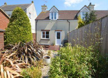 Thumbnail 2 bed end terrace house for sale in Fern Brook Lane, Gillingham