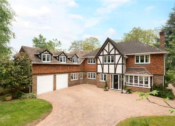 Thumbnail 4 bed detached house for sale in Llanvair Drive, Ascot, Berkshire