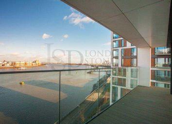 3 bed flat to rent in Duke Of Wellington Avenue, London SE18