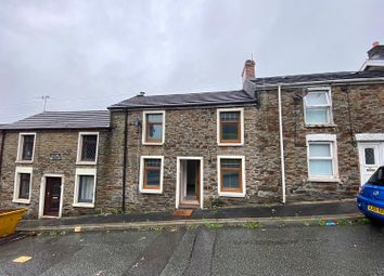 Thumbnail 3 bed terraced house to rent in Millfield Road, Llanelli, Carmarthenshire.