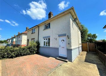 Thumbnail 2 bed semi-detached house for sale in Cypress Road, Guildford, Surrey
