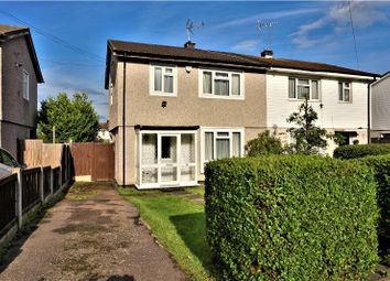 Thumbnail 3 bed semi-detached house for sale in Colebrook Lane, Loughton