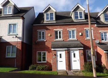 Thumbnail 3 bed end terrace house for sale in Kirkstone Close, Workington, Cumbria