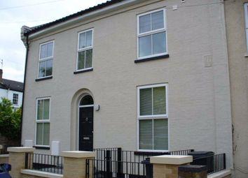Thumbnail Studio to rent in Gladstone Street, Norwich